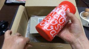 Amazonから届いた花王粉石鹸