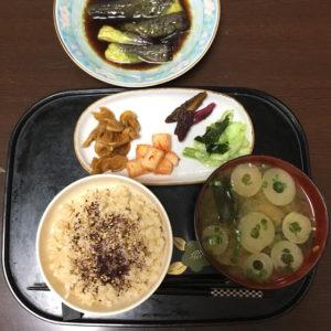 玄米食で痩せる